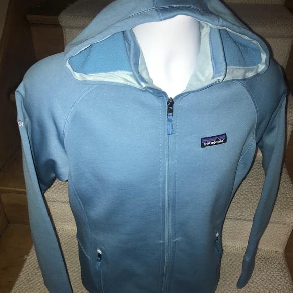b12e4971b Patagonia Tops | Zip Hoodie Womens Sweatshirt M | Poshmark